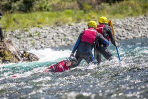 river rescue national park