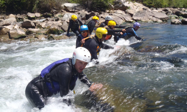 River Rescue Certification for Agencies