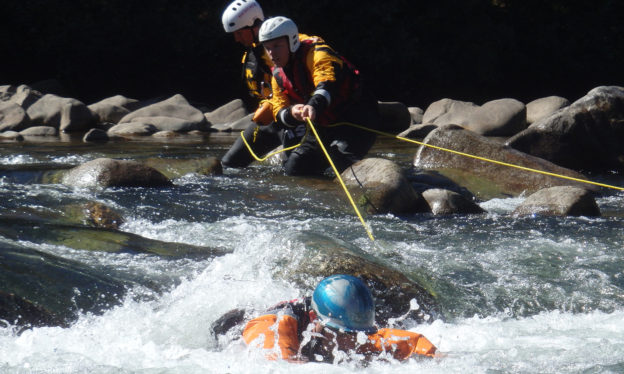 River Rescue Certification